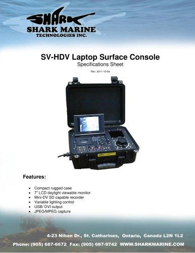 SV-HDV Laptop Spec Sheet