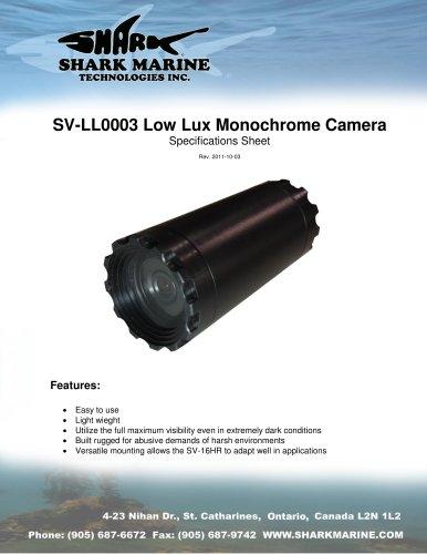 SV-LL0003 Spec Sheet