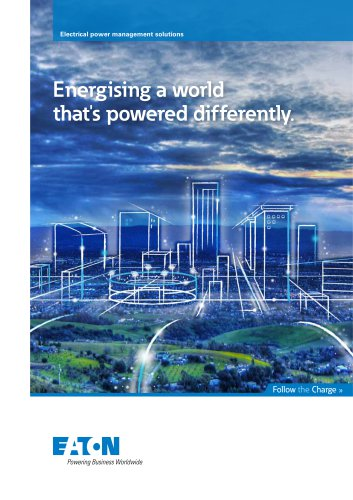 Energising a world powered differently