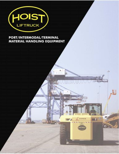 Port / intermodal / TERMINAL