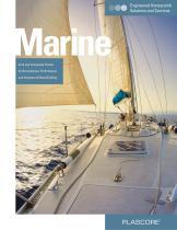 Plascore Marine Core and Composite Brochure