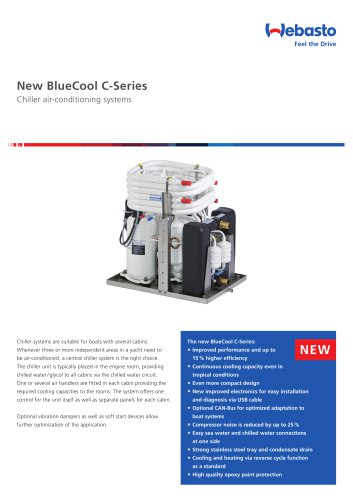 BlueCool C-Series