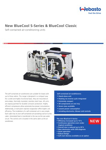 BlueCool S-Series