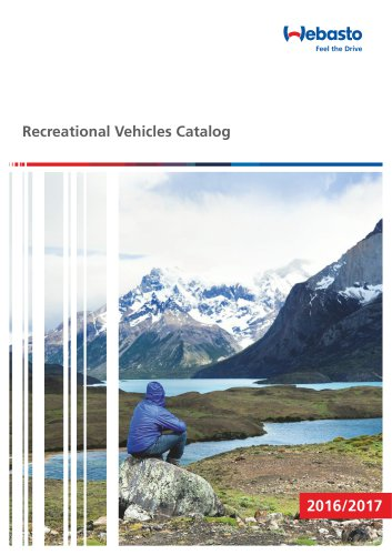 Recreational Vehicles Catalog