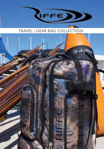 TRAVEL / GEAR BAG COLLECTION