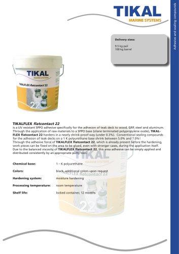 TIKALFLEX flatcontact 22