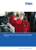 DrägerSensor® & Portable Instruments Handbook 4th Edition