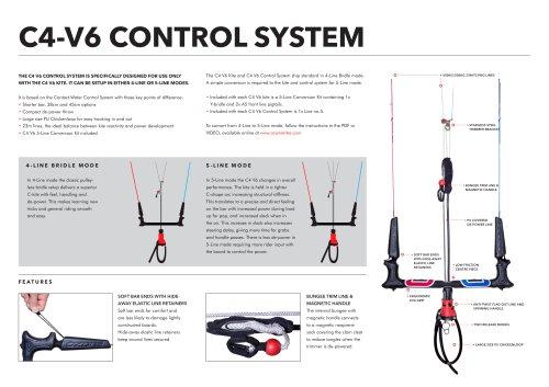 C4 V6 CONTROL SYSTEM