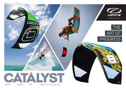 Catalyst-info