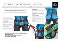 CONNECT BACKCOUNTRY HARNESS - 1