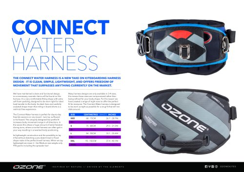 CONNECT water HARNESS