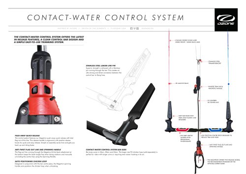 CONTACT WATER CONTROL SYSTEM