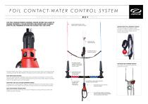 FOIL CONTACT-WATER CONTROL SYSTEM - 1
