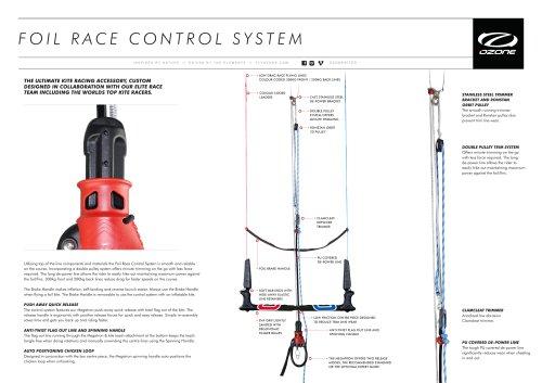 Foil Race Control System