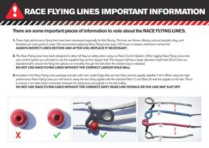 RACE FLYING LINES - 1