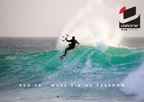 REO V4 - Wave Riding Freedom