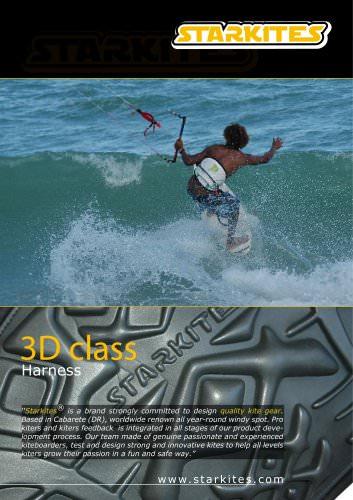 3D Class Harness