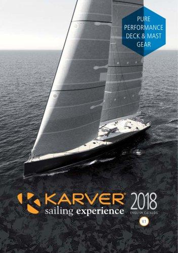 Karver catalog 2018 (english)