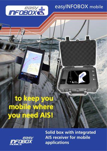 A135 easyINFOBOX mobile