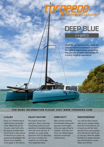 Deep Blue Hybrid System