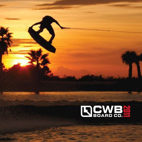 2011 CWB Board Co. Catalog