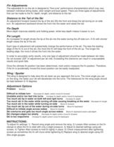 Fin Adjustment Literature Rev A - 1