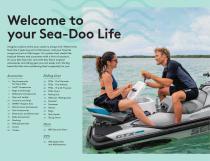 2020 SEA-DOO PARTS, ACCESSORIES & RIDING GEAR - 2