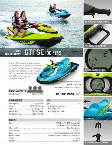 GTI SE 130 / 155