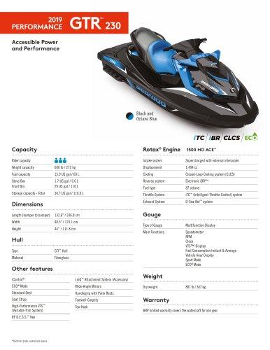 GTR™ 230