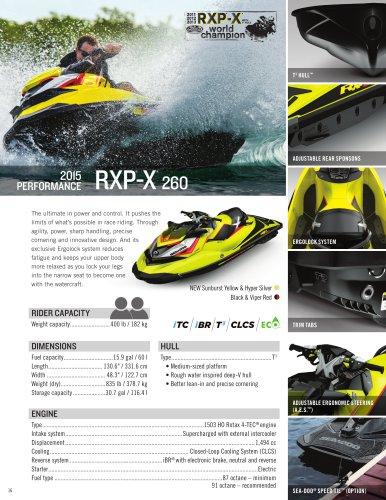 RXP-X 260
