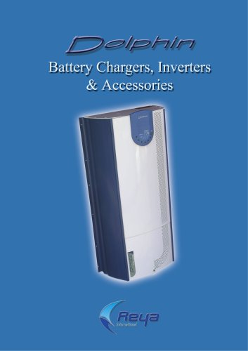 Battery Chargers, Inverters & Accessorires