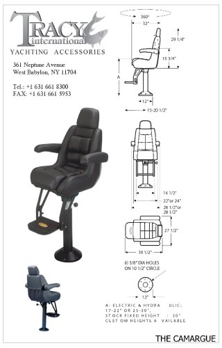 Camargue Helm Seat