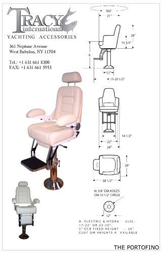 Portofino Helm Chair