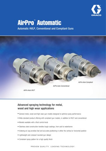 AirPro™ Automatic
