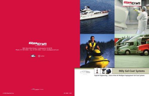 Indy Gel Brochure