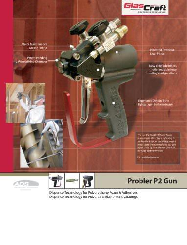 Probler P2 Gun Brochure