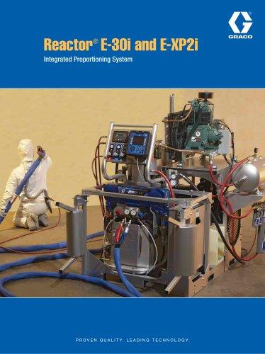 Reactor® E-30i and E-XP2i