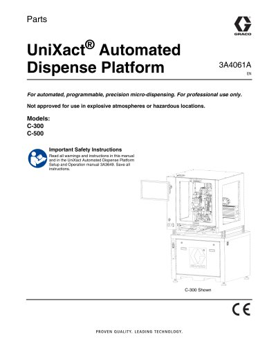 UniXact Automated Dispensing Solutions