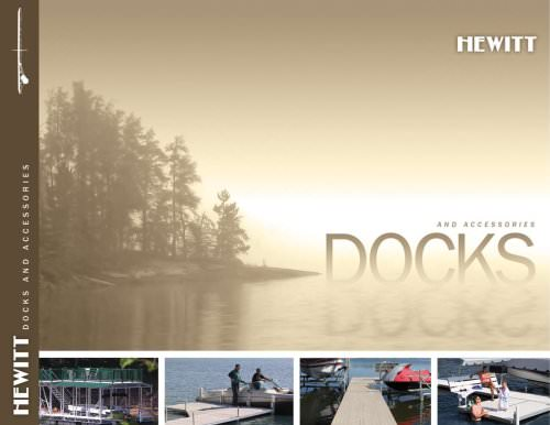 Catalog 2008 - Docks and Accessories