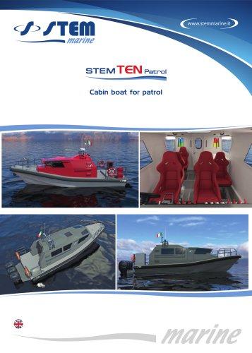 STEM TEN Patrol