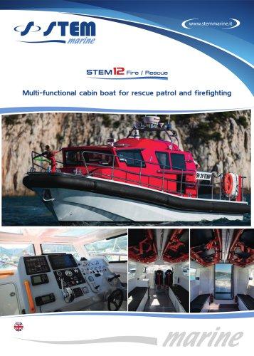 Stem12 Fire/rescue
