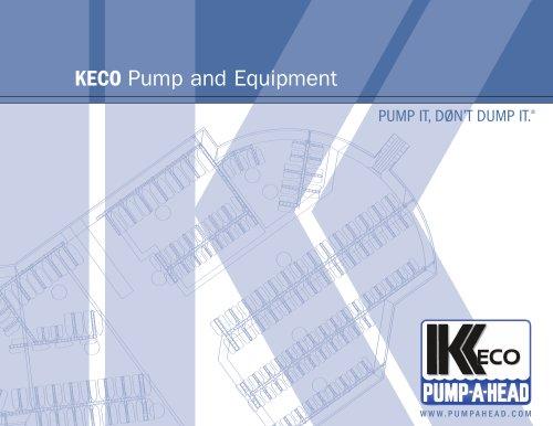 KECO Pump-Out Catalog