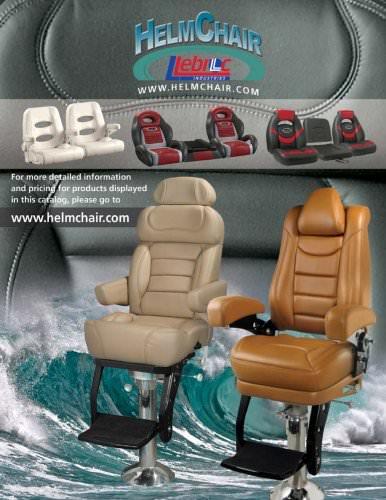 2012 Llebroc - Helm Chair Catalog