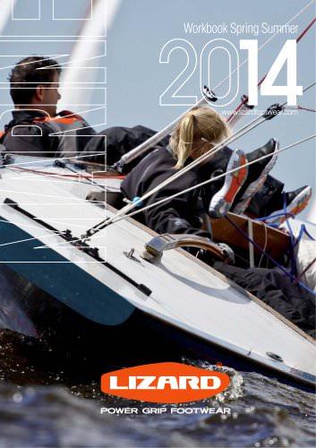 Workbook Lizard Marine SS 2014