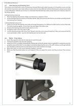 Greenstar E-line manual - 9