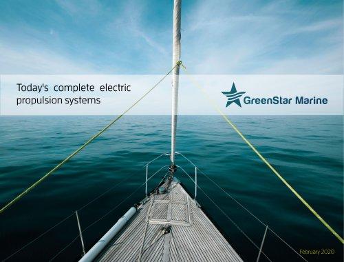 GreenStar Marine 2020 Q1 Products