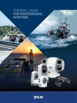 THERMAL VISION  FOR PROFESSIONAL  MARITIME
