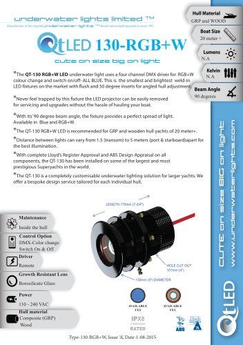 QT 130 RGBW