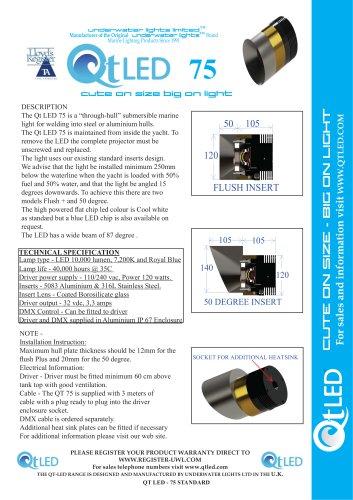 QT LED 75 Standard
