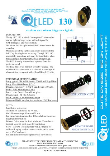 QTLED 130 Standard